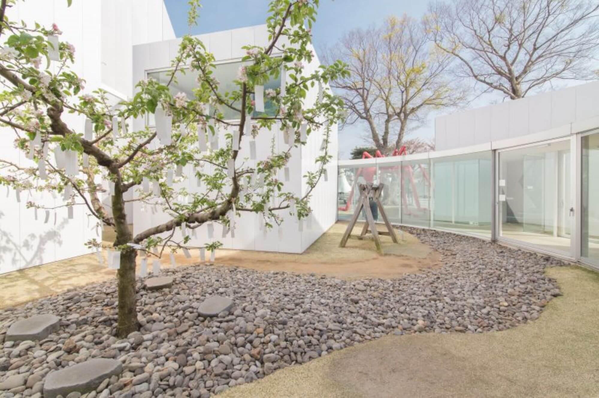 オノ・ヨーコ 念願の木・三途の川 現代美術 Contemporary Art