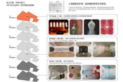 上海アートセンター & 野外アートプロジェクト Shanghai Art Center & Outdoor Sculpture Project 現代美術・現代アート offsociety オフソサエティ 長田哲征