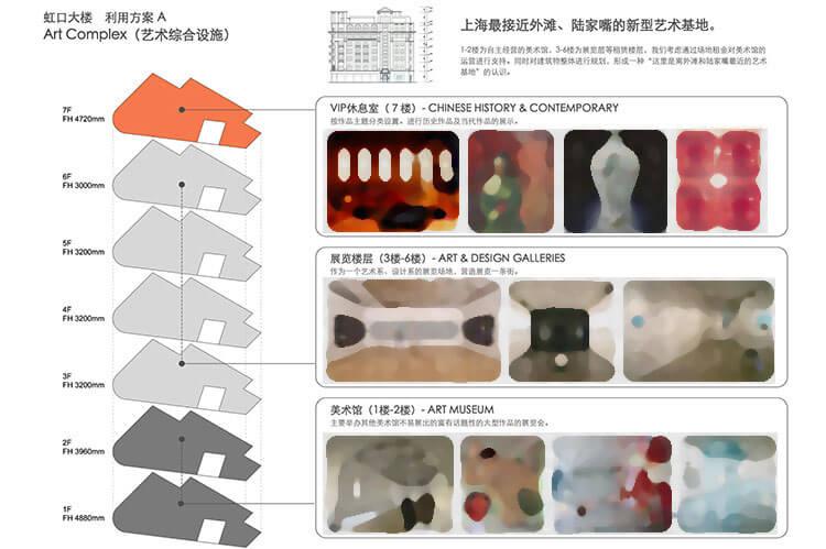 上海アートセンター & 野外アートプロジェクト Shanghai Art Center & Outdoor Sculpture Project 現代美術・アート Contemporary Art