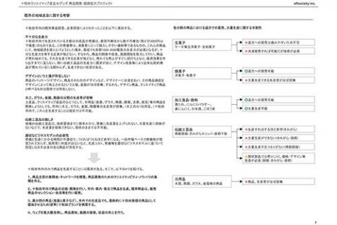 経済産業省 クールジャパンの芽の発掘・連携促進事業 | 芸術文化施設・調査 | offsociety | オフソサエティ | 長田哲征 Tetsuyuki Nagata