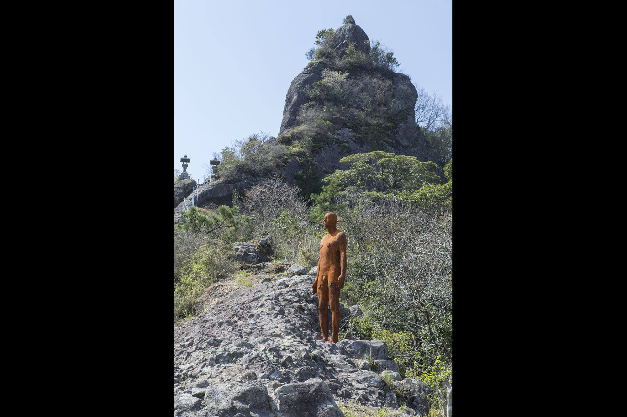 Antony Gormley | アントニー・ゴームリー | ANOTHER TIME XX (2013) | 現代アート・パブリックアート | offsociety inc. 現代美術・アート Contemporary Art