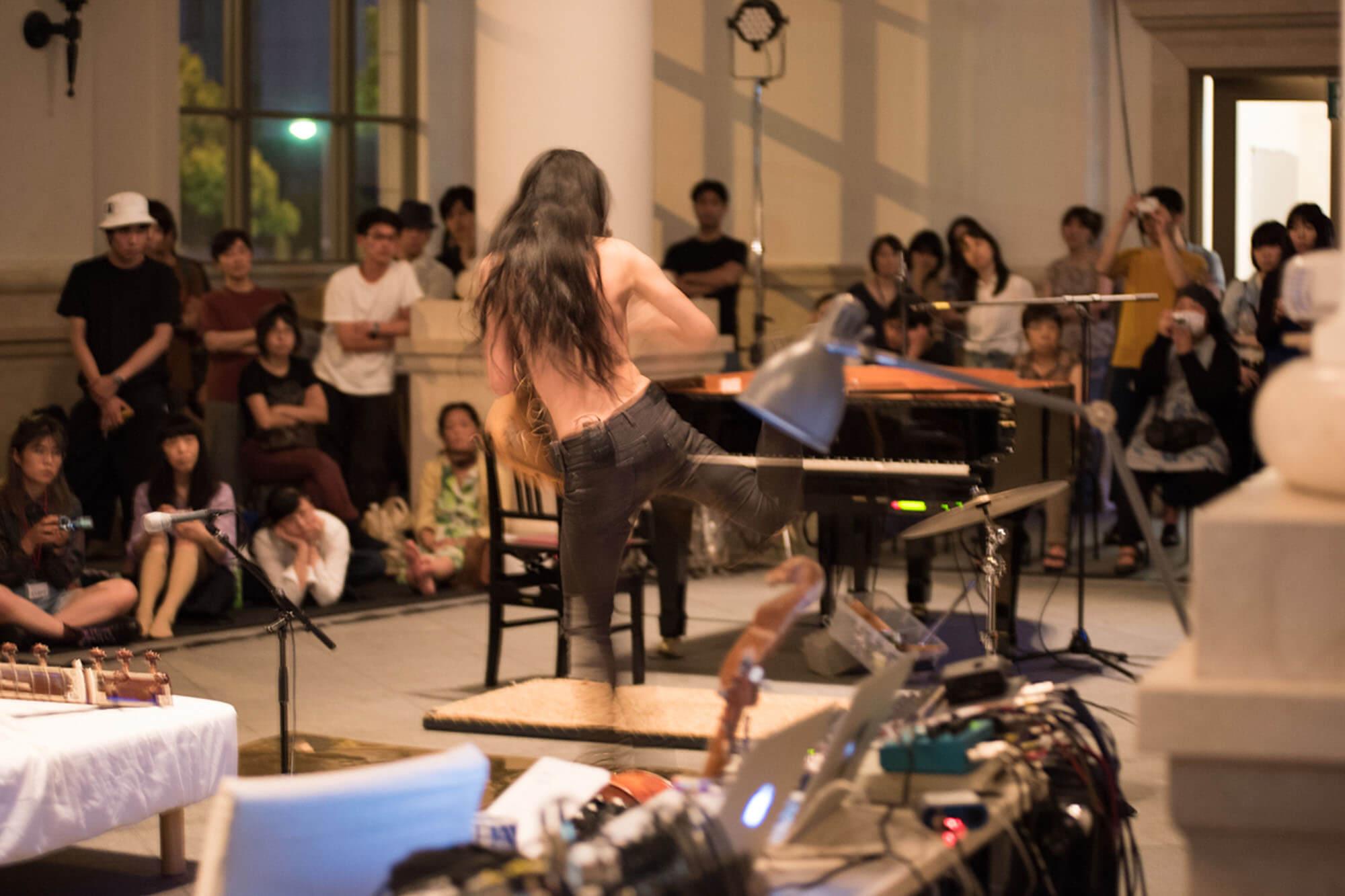 YCC Temporary 山川冬樹|offsociety inc. YCC Temporary Fuyuki Yamakawa 現代美術・アート Contemporary Art