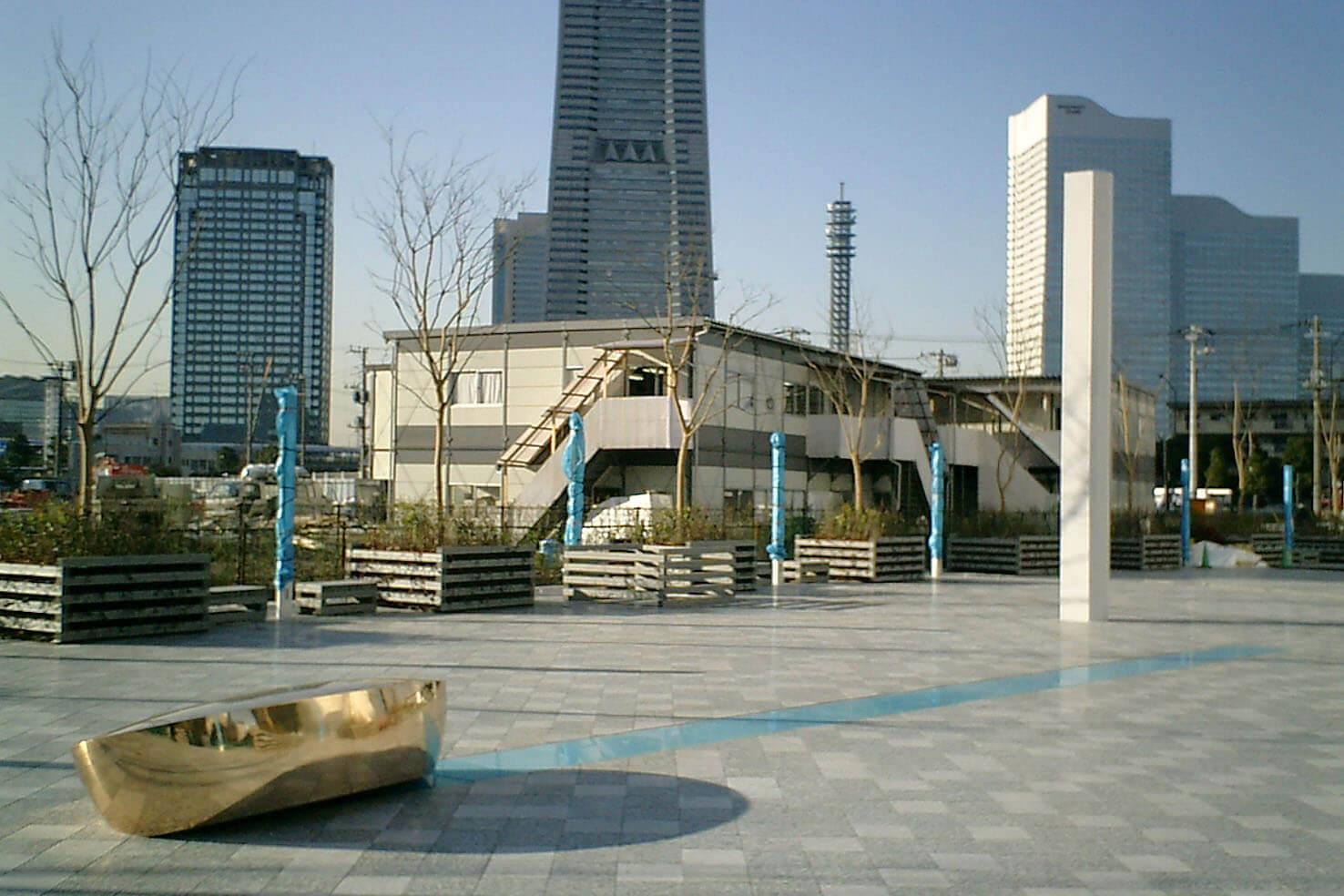 横浜アイランド アートプロジェクト offsociety inc. Yokohama i-Land Art Project 現代美術・アート Contemporary Art