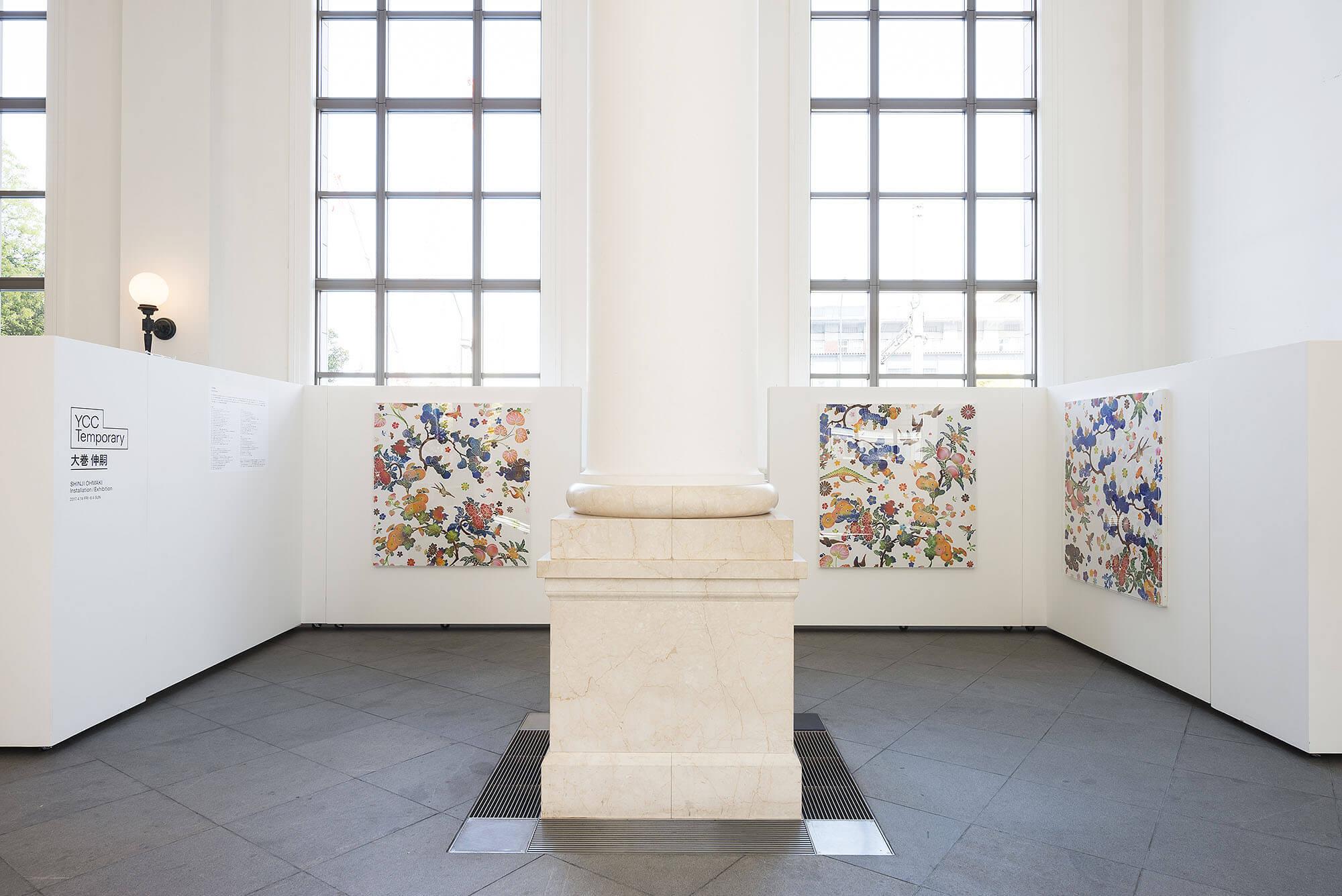 YCC Temporary 大巻伸嗣|offsociety inc. YCC Temporary Shinji Ohmaki 現代美術・アート Contemporary Art