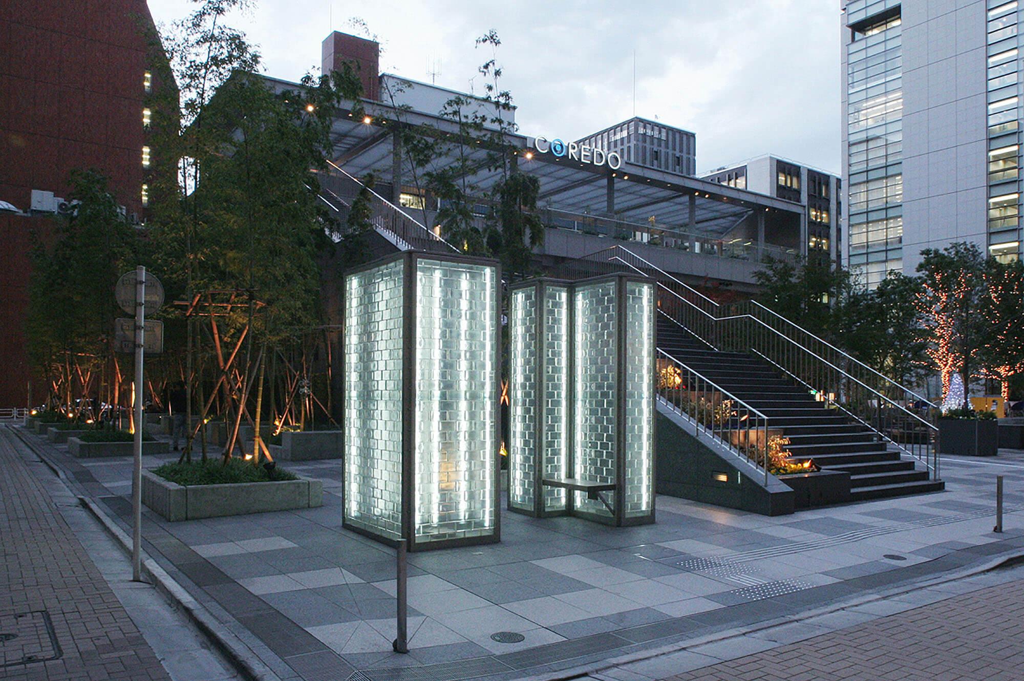 コレド日本橋 アートプロジェクト|offsociety inc. Coredo Nihonbashi Art Project 現代美術・アート Contemporary Art