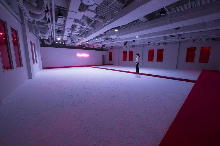 YCC Temporary 大巻伸嗣 YCC Temporary Shinji Ohmaki 現代美術・アート Contemporary Art