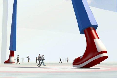 遠洋地産  万和城 アートプロジェクト 現代美術・現代アート offsociety オフソサエティ 長田哲征