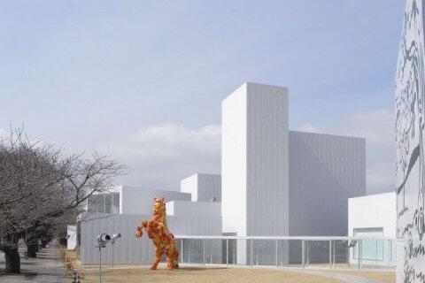 十和田市現代美術館 全体計画監修・計画策定 現代美術・現代アート offsociety オフソサエティ 長田哲征
