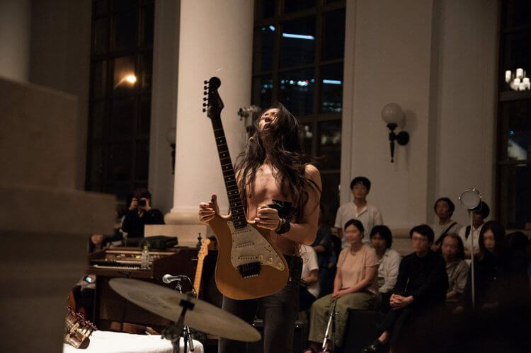 YCC Temporary 山川冬樹 YCC Temporary Fuyuki Yamakawa 現代美術・アート Contemporary Art