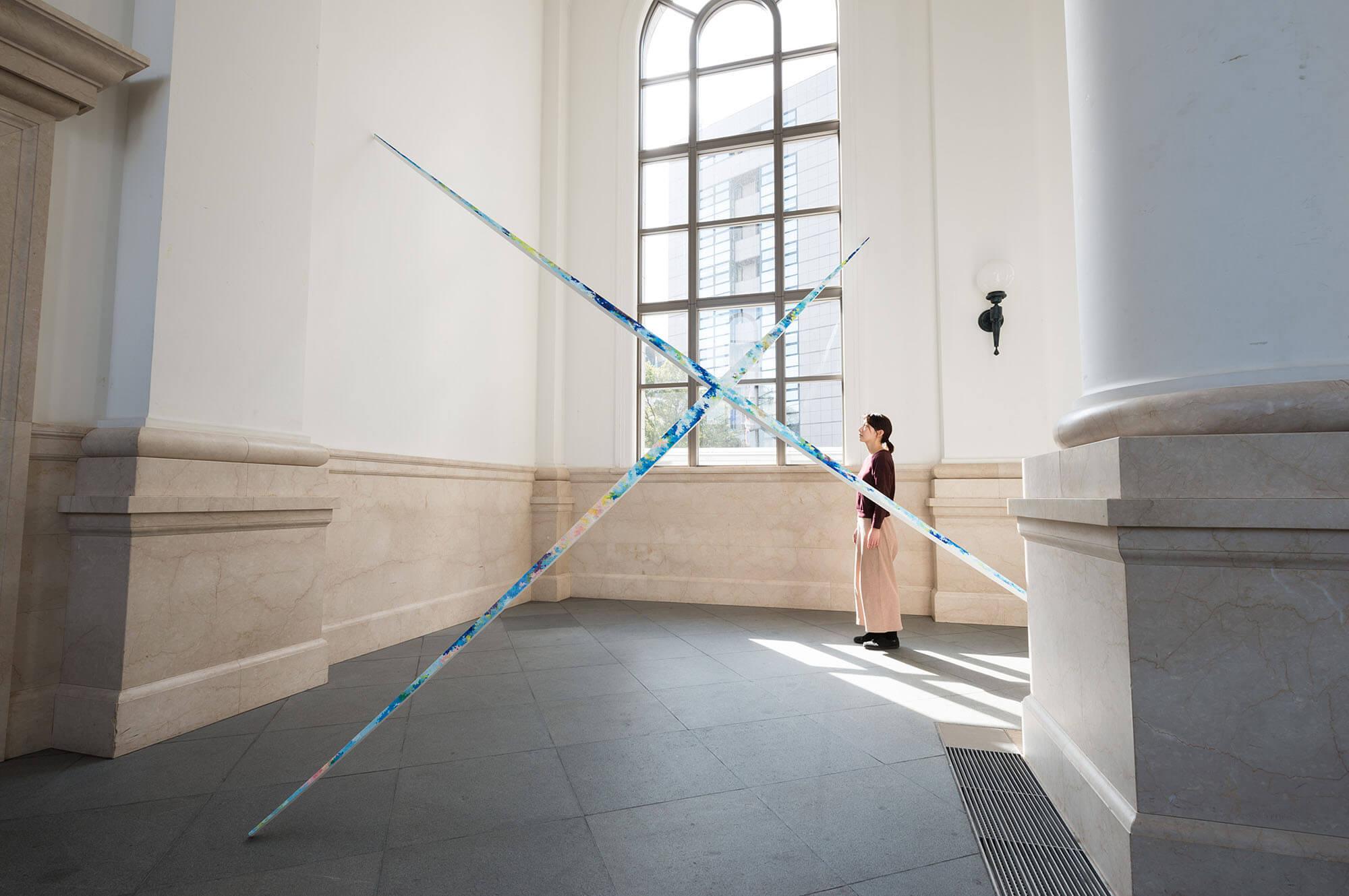 内海聖史 遠くの絵画 現代美術 Contemporary Art