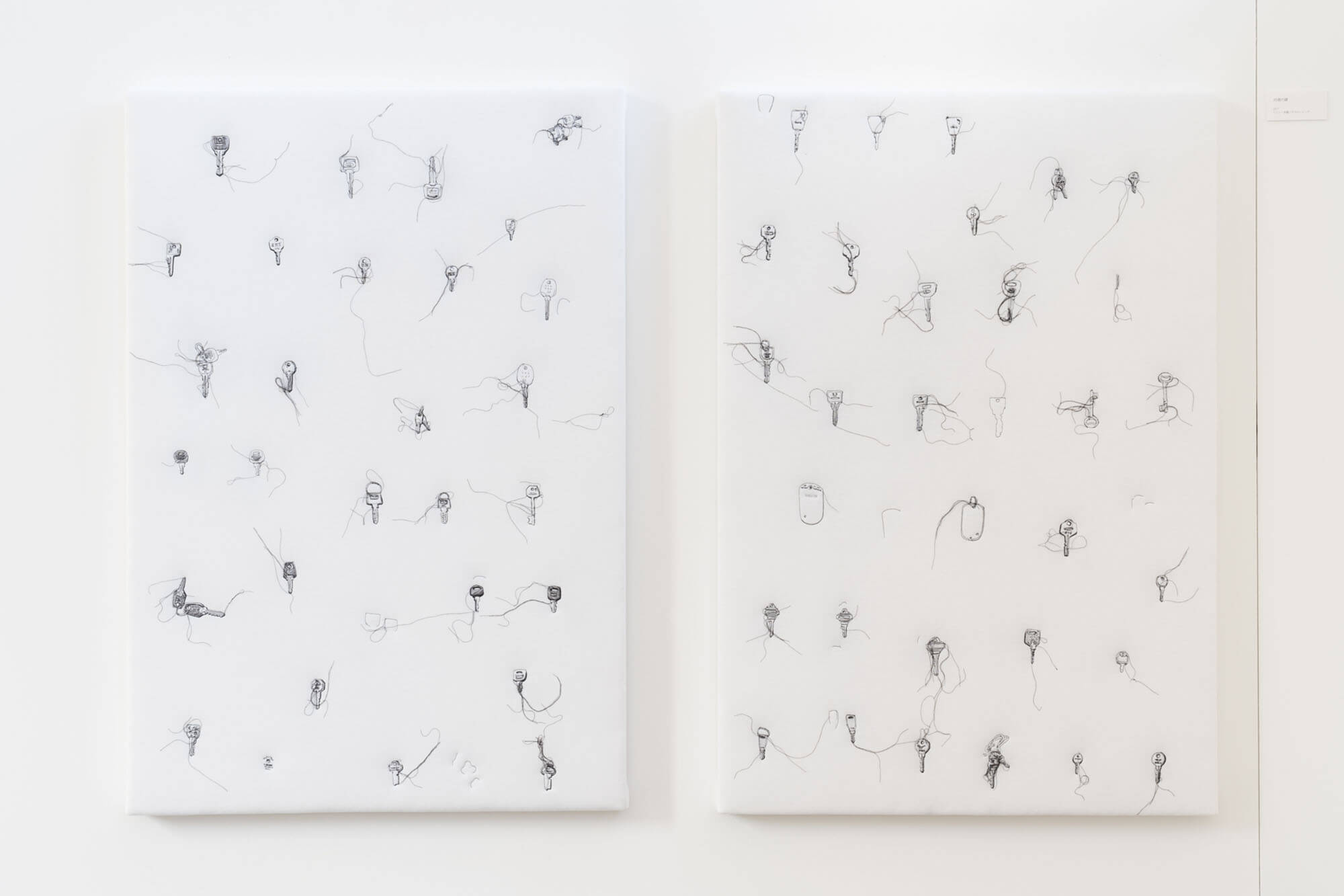 YCC Gallery ユ・ソラ offsociety inc. YCC Gallery Yu Sora 現代美術・アート Contemporary Art