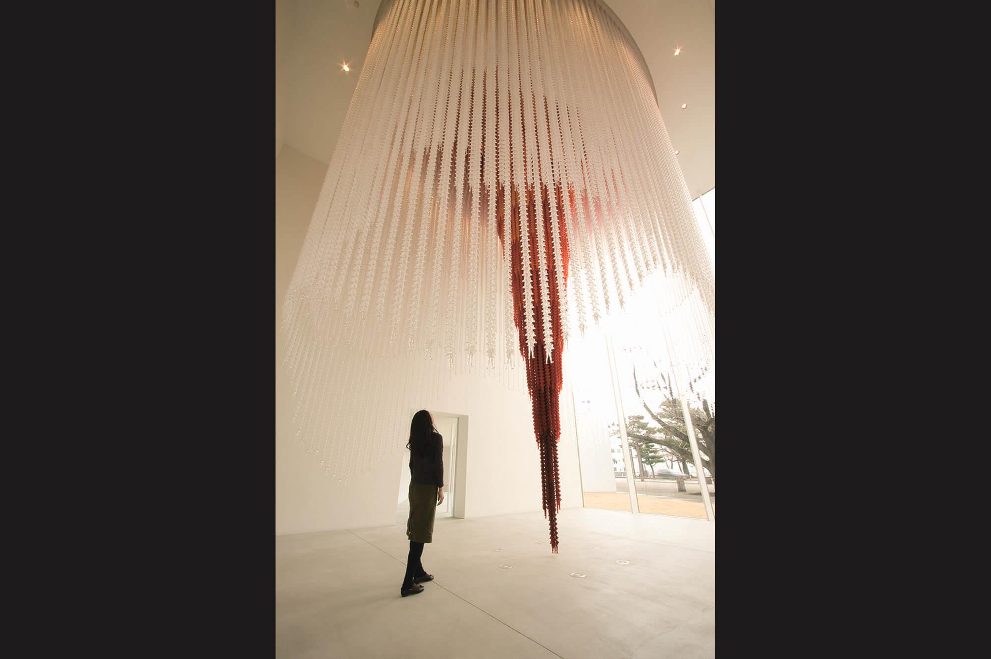 スゥ・ドーホー Cause and Effect 現代美術 Contemporary Art