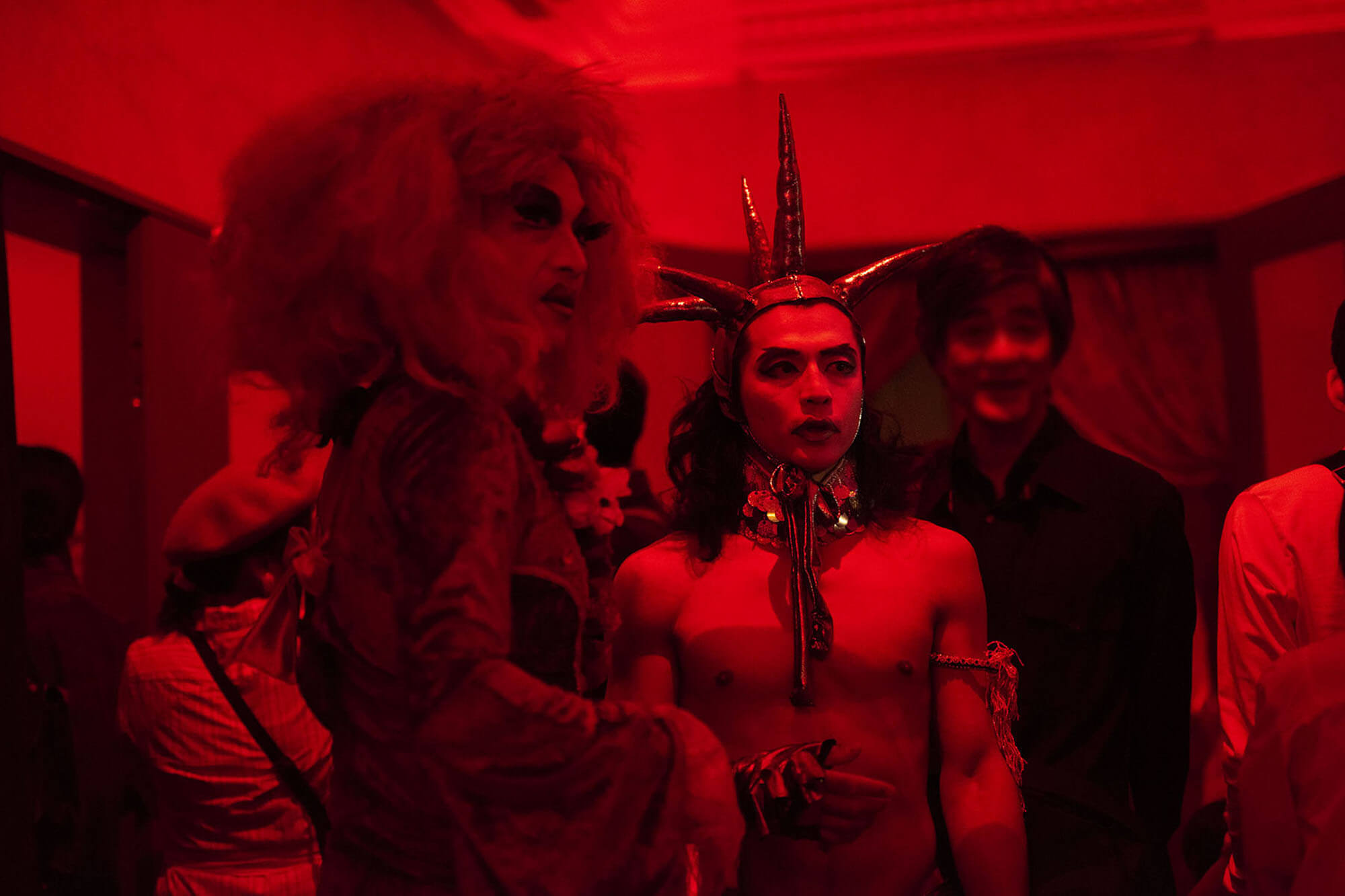 RED ROOM #3|offsociety inc. Red Room #3 現代美術・アート Contemporary Art