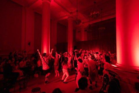 "RED ROOM ""Bon Voyage!"" Red Room ""Bon Voyage!"" Yokohama 現代美術・アート Contemporary Art オフソサエティ offsociety"