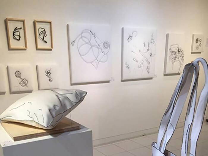 ユソラポートフォリオ 現代美術・アート Contemporary Art オフソサエティ offsociety