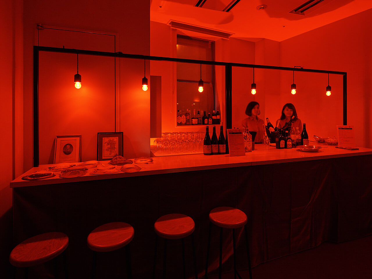 RED ROOM #3 開催風景 現代美術・アート Contemporary Art オフソサエティ offsociety