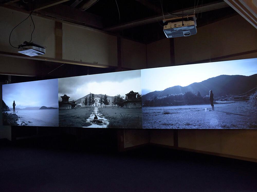 YCC Temporary 山川ポートフォリオ 現代美術・アート Contemporary Art オフソサエティ offsociety