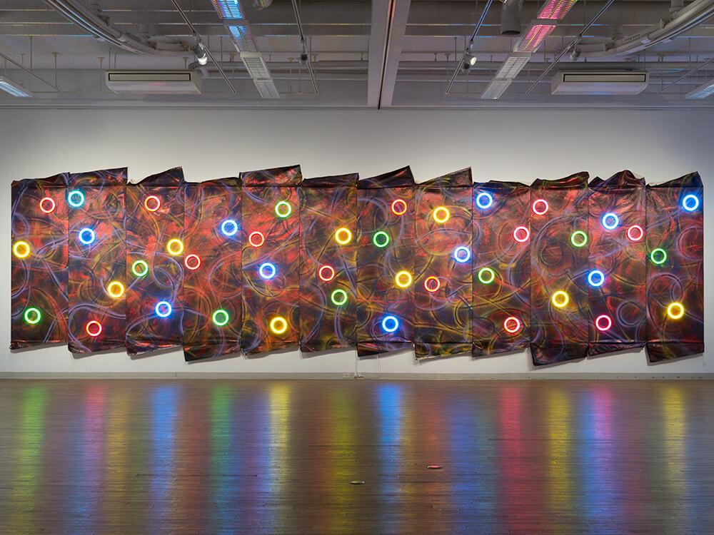 YCC Temporary 鬼頭ポートフォリオ 現代美術・アート Contemporary Art オフソサエティ offsociety