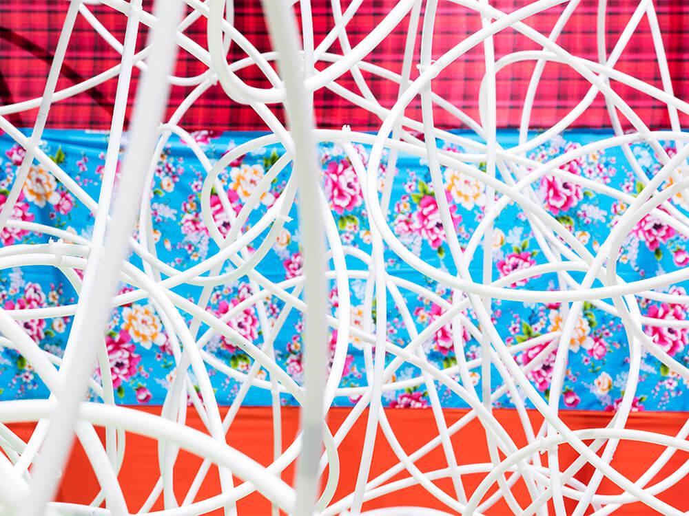 鬼頭展展覧会風景 現代美術・アート Contemporary Art オフソサエティ offsociety