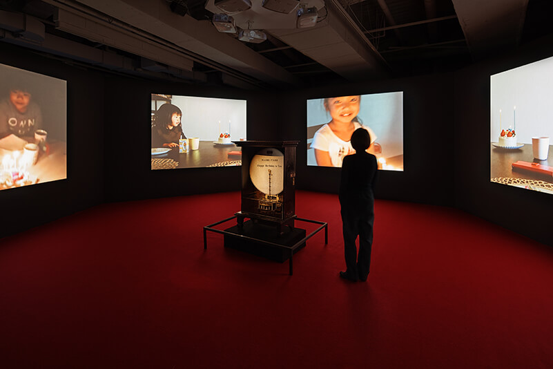 髙橋展展示風景 現代美術・アート Contemporary Art オフソサエティ offsociety